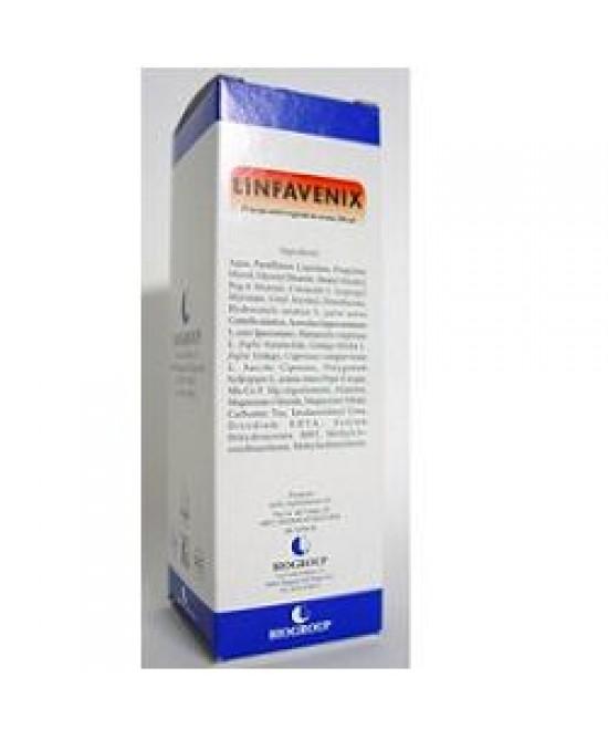 Linfavenix Crema Cosmetica Circolazione Venosa 100 ml
