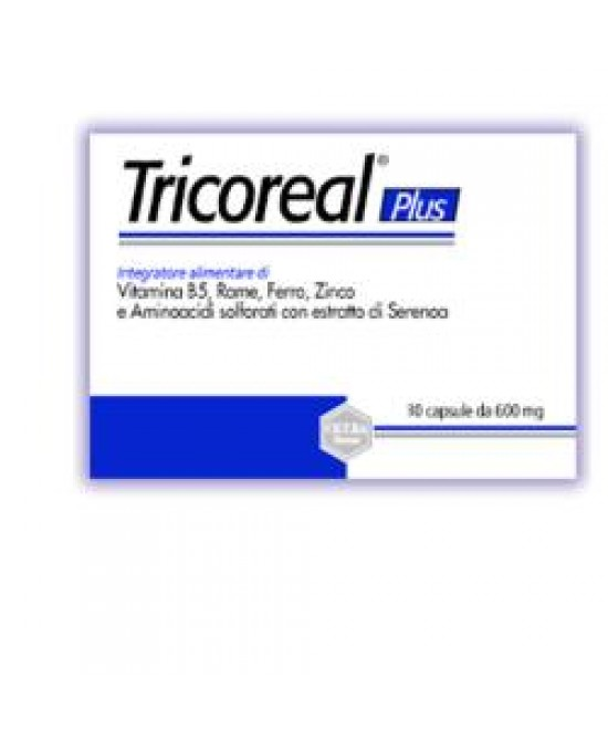 Tricoreal Plus 30cps - Farmafamily.it