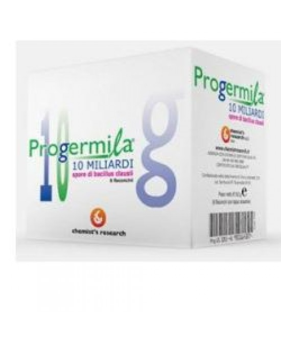 Progermila 6fl 10ml - Iltuobenessereonline.it