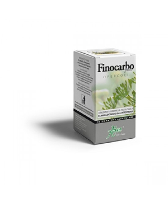 Aboca Finocarbo Plus 50 Opercoli Da 500mg - La farmacia digitale