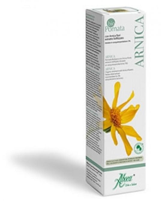 Aboca BioPomata Arnica 50ml - Antica Farmacia Del Lago