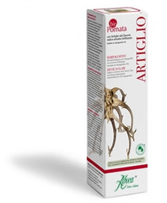 Aboca BioPomata Artiglio Diavolo 50ml - Farmastar.it