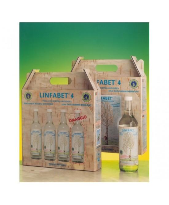LINFABET 4 BEV BETULLA 2800ML - Farmaseller