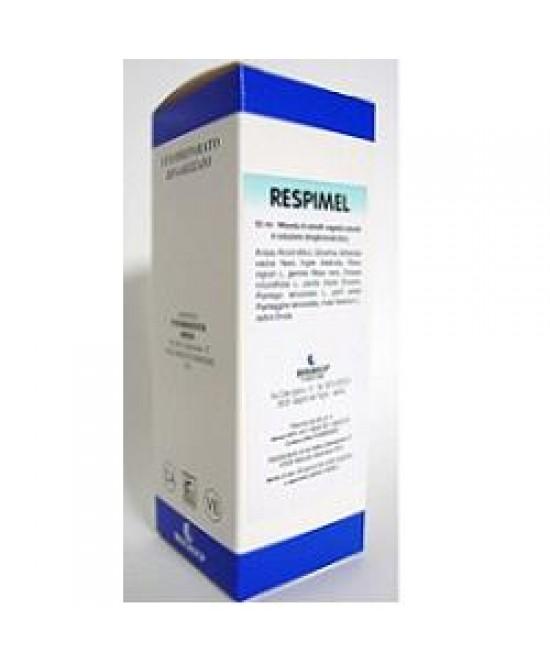 Respimel Soluzione Idroalcolica 50 ml
