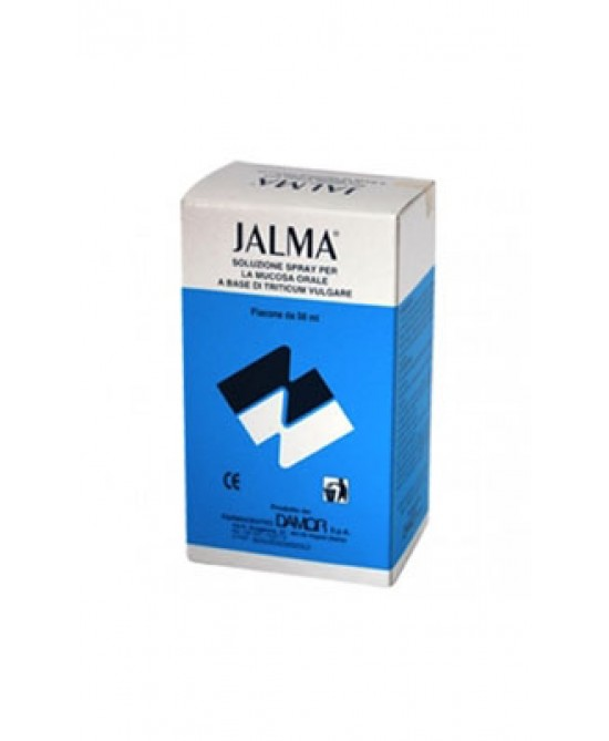 Damor Jalma Soluzione Spray Per Mucosa Orale 50ml - Farmapage.it