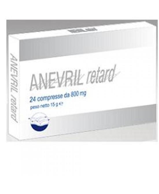 Anevril Retard 24cpr