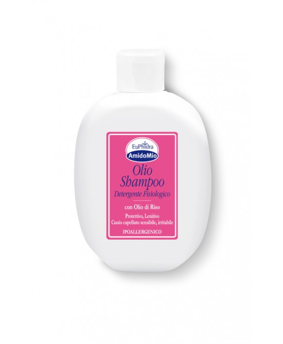 EuPhidra AmidoMio Olio Shampoo Detergente Fisiologico 200ml - Farmia.it