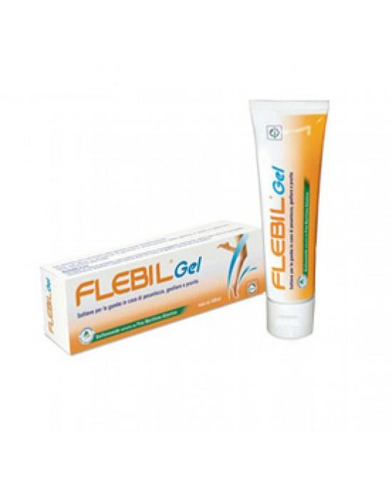 Flebil Gel 100ml - Farmastar.it