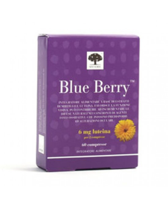 BLUE BERRY 60CPR prezzi bassi
