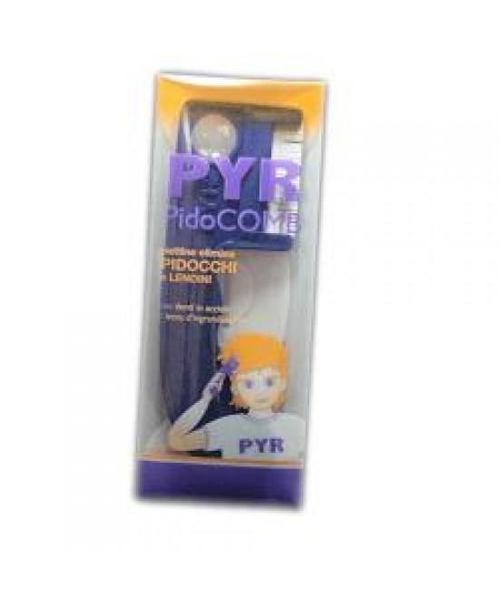 Pyr Pidocomb Pettina Pidocc100 - La farmacia digitale