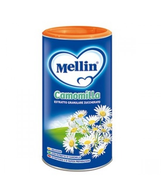 Mellin TIsane Camomilla In Barattolo 350g - Farmastop