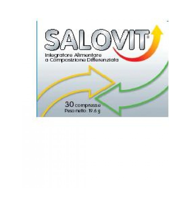 Salovit 30cpr - Farmastar.it