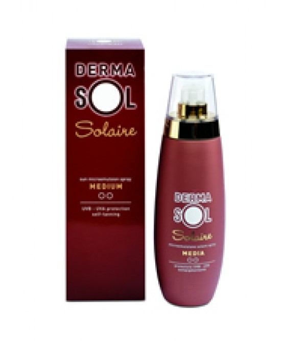 Dermasol Solaire Spray Autopigmentante Protezione Media  - Farmaconvenienza.it