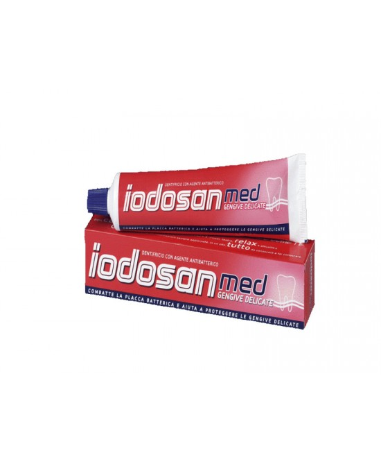 Iodosan Med Dentifricio 100ml - Farmapage.it