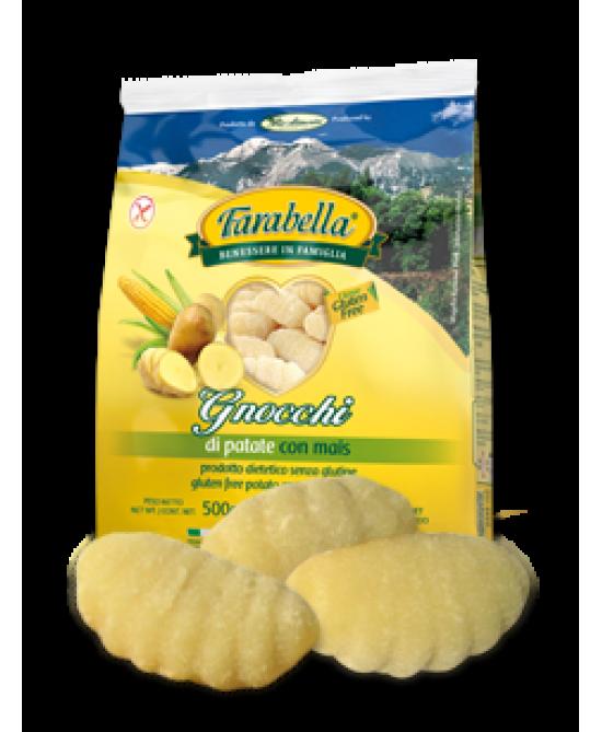 Farabella Gnocchi Di Patate Senza Glutine 500g - FARMAPRIME