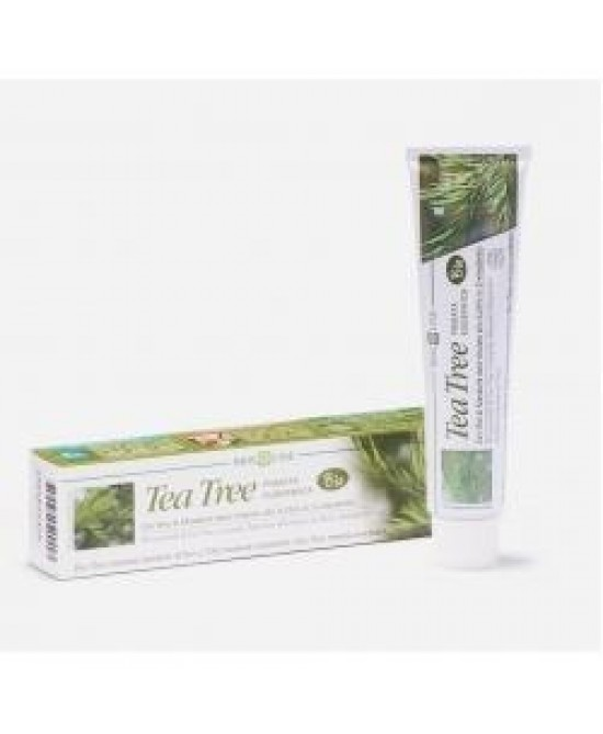 Biosline Tea Tree Pomata Eudermica Bio 50ml - Farmastar.it