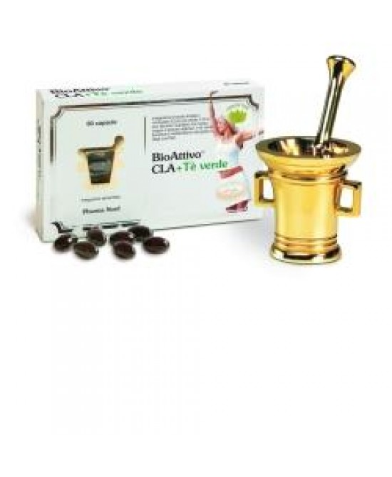 Bioattivo Cla+te Verde 60cps