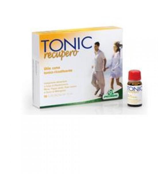 Tonic Recupero 10fl 10ml