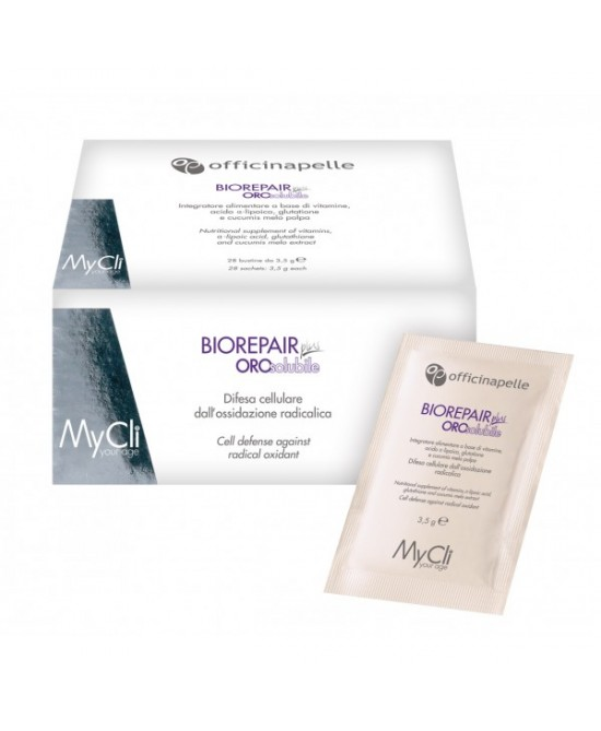 Mycli Op Biorepair Plus 28 Bustine 3,5gr