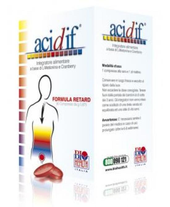Bioheltah Acidif 90 Compresse - Zfarmacia
