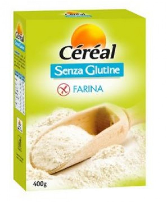 Céréal Farina Senza Glutine 400g -