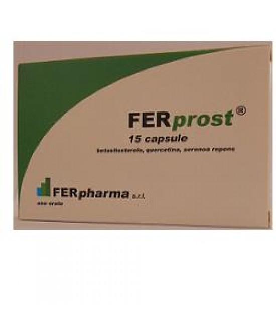 Ferprost Integratore 15cps - Farmafamily.it