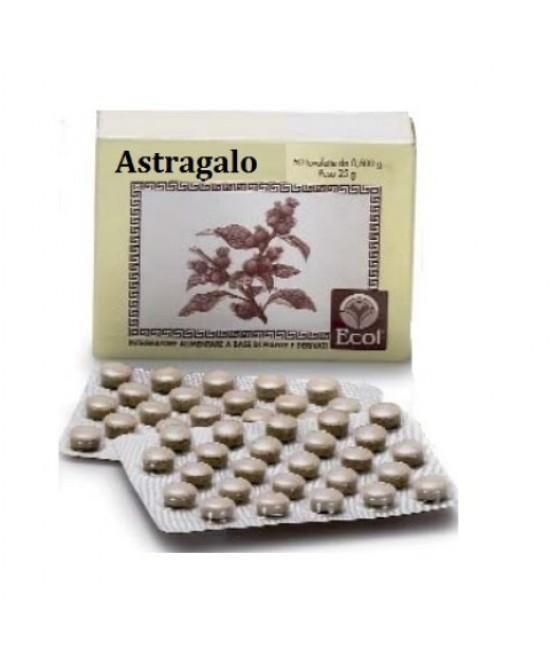 Astragalo Integratore Alimentare 50 Tavolette - Farmawing