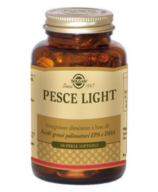 Solgar Pesce Light 60 Perle - Farmacia 33