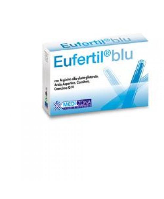 Eufertil Blu Integratore 30 Compresse