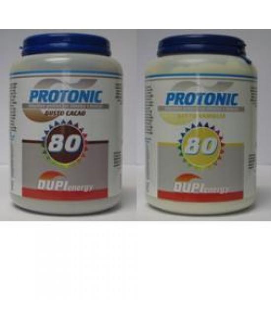 Protonic 80 Vaniglia 750g