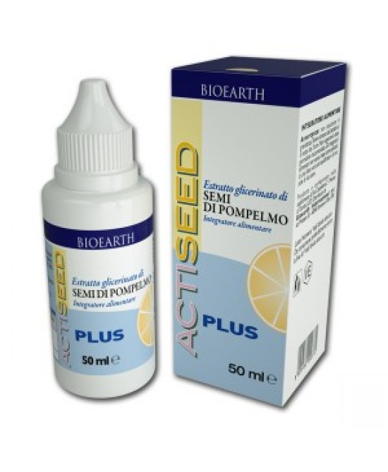 Actiseed Semi Di Pompelmo Estratto Liquido 20ml - Farmastar.it