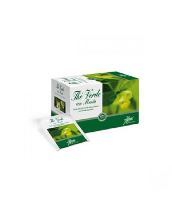 Aboca Thè Verde Con Menta Tisana 20 Bustine Da 1.8g - FARMAPRIME