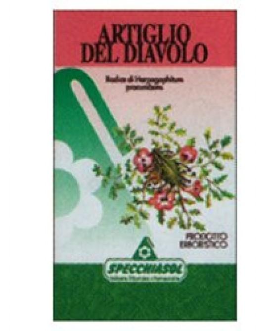 Specchiasol Artiglio Del Diavolo Erbe Funzionalità Articolare 80 Capsule - latuafarmaciaonline.it