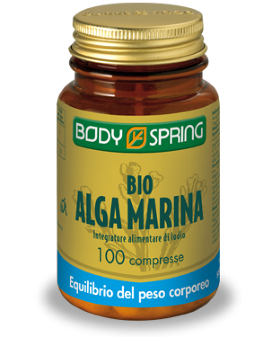 BODY SPRING ALGA 100CPR-906269600