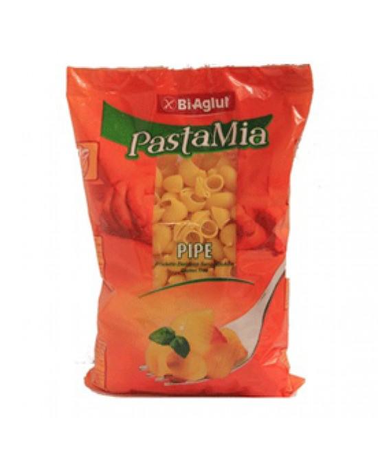 Biaglut Pasta Classica Corta Senza Glutine Pipe 500g - FARMAPRIME