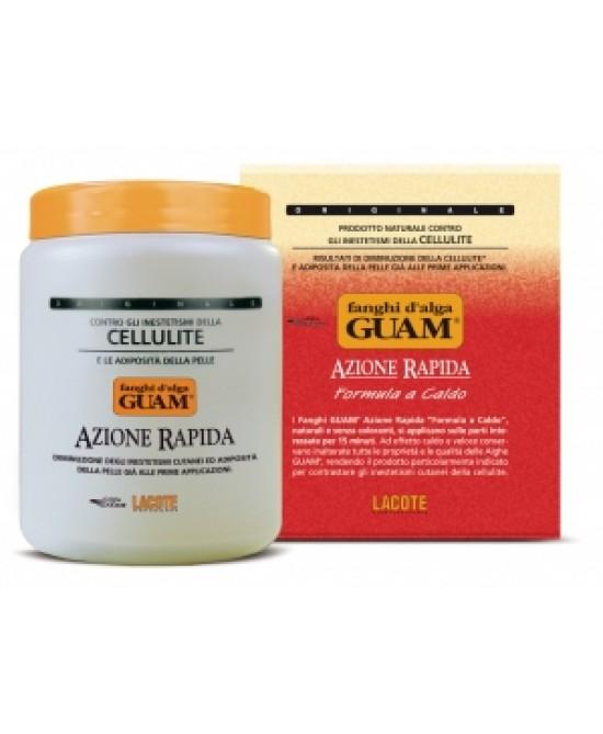 Guam Fango Azione Rapida Anticellulite 300 Gr