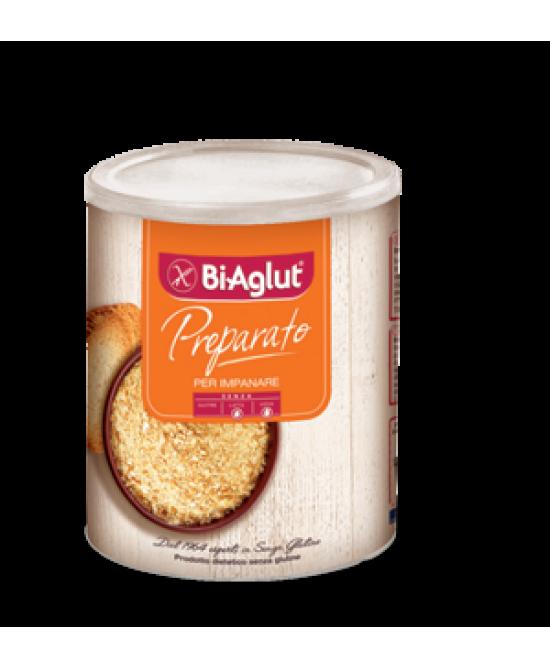 Biaglut Preparato Per Impanare Senza Glutine 350g - Antica Farmacia Del Lago