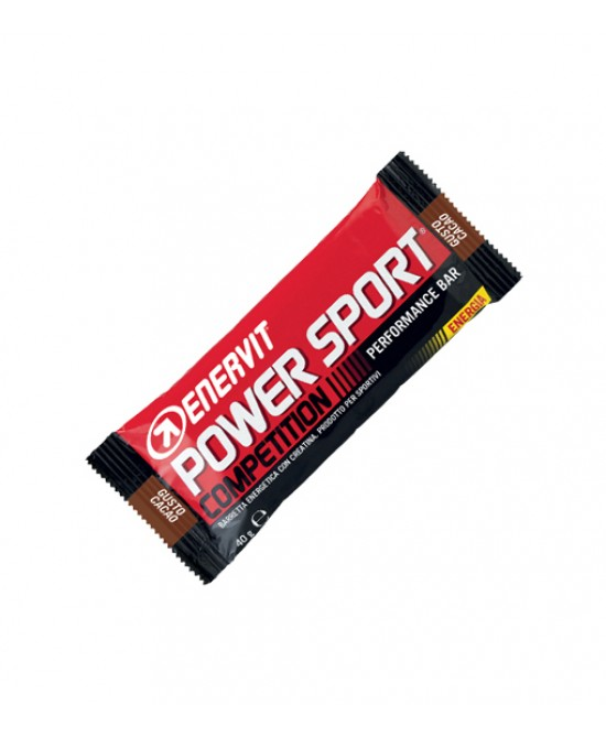 Enervit Power Sport Competition Barretta Energetica Cacao 40g - Farmapc.it