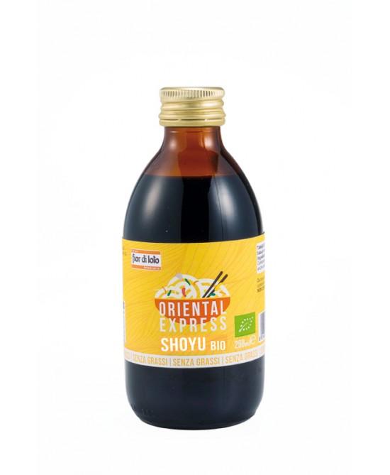 Fior Di Loto Shoyu Salsa Di Soia Biologico 250ml