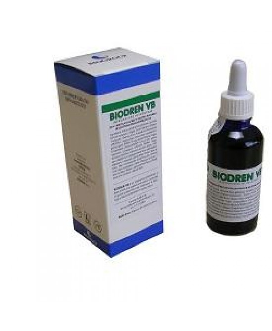 Biodren Vb 50ml Sol Ial - Farmastar.it