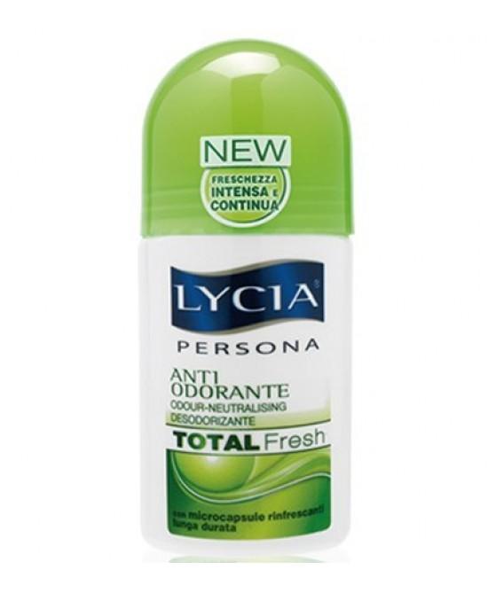 Lycia Roll-on Antiodorante Superfresh 50ml