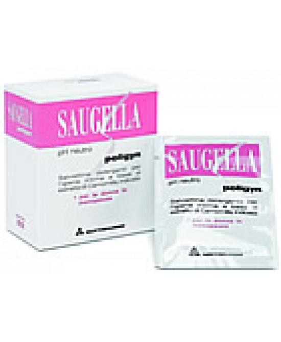 Saugella Poligyn Salviettine 10 Bustine - Farmabellezza.it