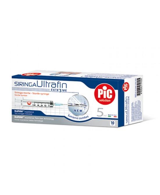 Pic Siringa Piccola 2,5ml Ago 14 10 Pezzi - Farmaci.me
