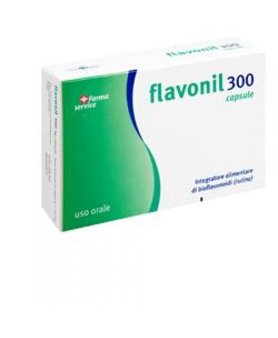 Flavonil 300 Integrat 20cps - Farmaci.me