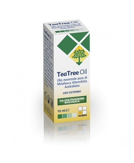 Named TeaTree Oil Olio Essenziale 10ml - Farmaci.me