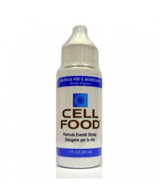 Cellfood 30ml Gocce - Zfarmacia