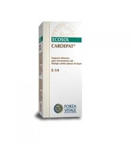 Cardepat Ecosol Gocce 50ml - Farmaciaempatica.it