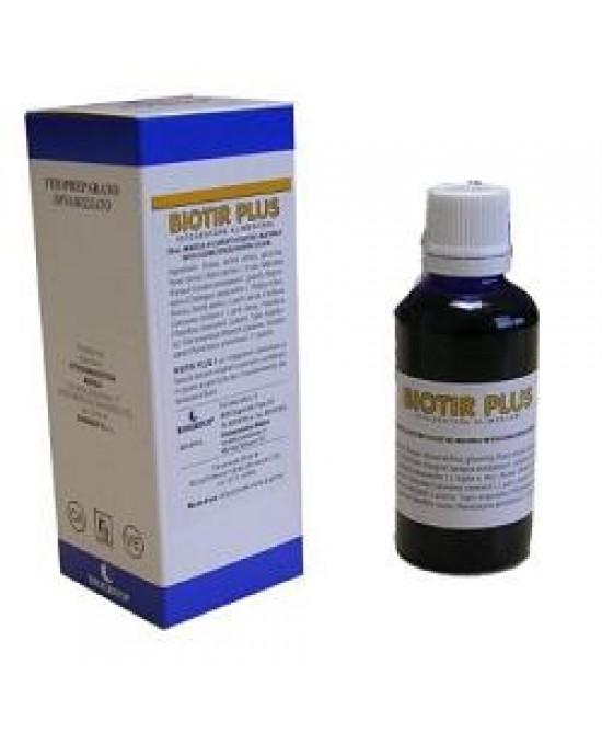Biotir Plis Soluzione Idroalcolica Benessere Respiratorio 50 ml