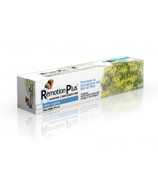 Drn Remotion Plus Mangime Complementare Per Gatti 50g - Farmaciasconti.it