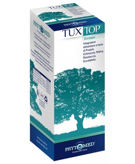 Tuxtop Sciroppo Integratore Alimentare 200ml - Farmastar.it